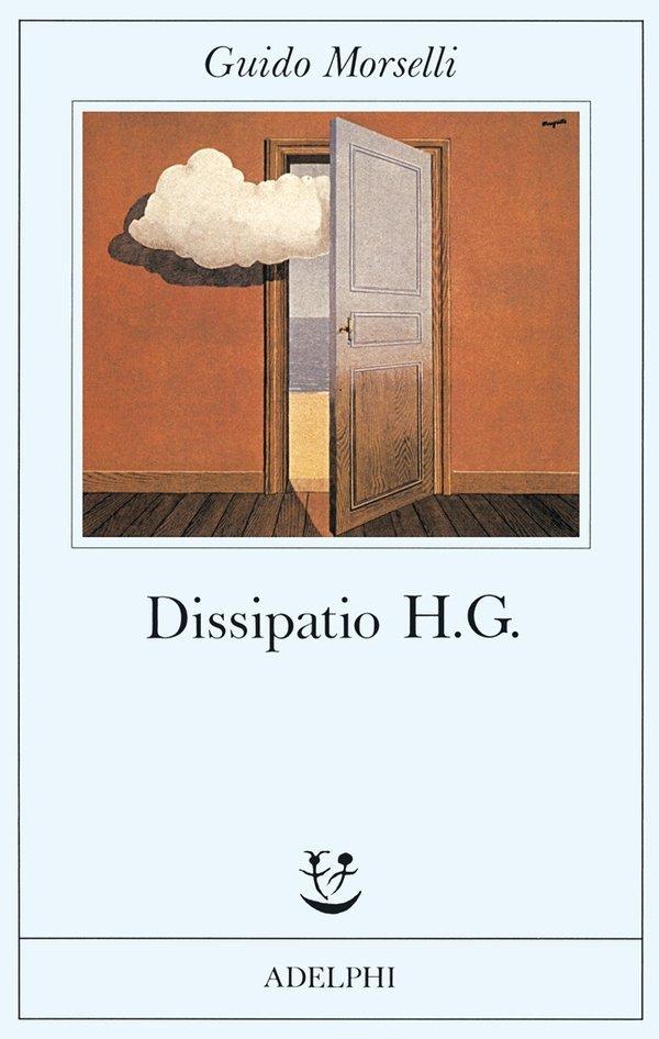 Copertina Dissipatio H.G.